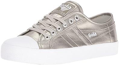 6816bc3805948 Gola Women's Coaster Metallic Fashion Sneaker