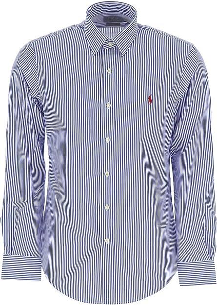 Ralph Lauren Chemises Chemise rayé Bleu: