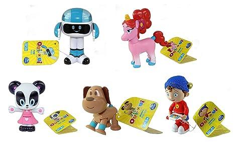 8a1fb2b01d DreamWorks Noddy Toyland Detective - Set of 5 Poseable Figures ...