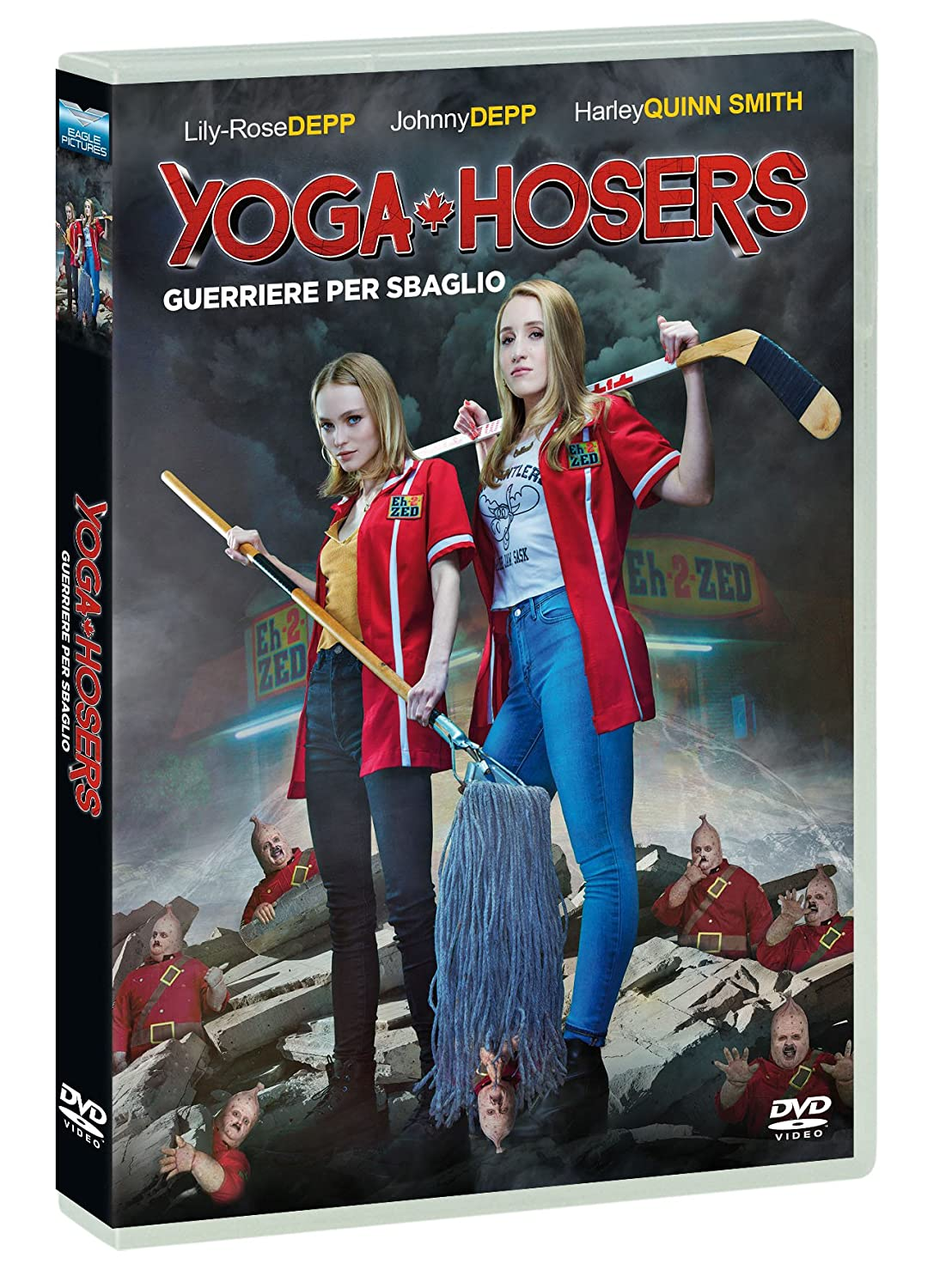 Yoga Hosers - Guerriere Per Sbaglio [Italia] [DVD]: Amazon ...