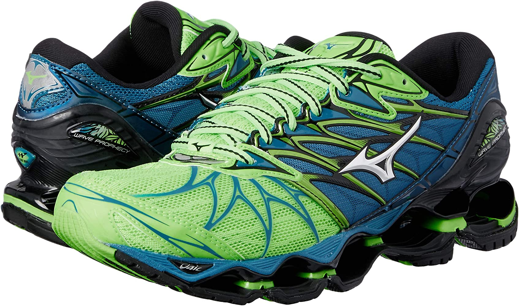 tenis mizuno wave prophecy 5 usa mexico wall blu kreta
