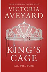 King's Cage: Red Queen Book 3 Kindle Edition