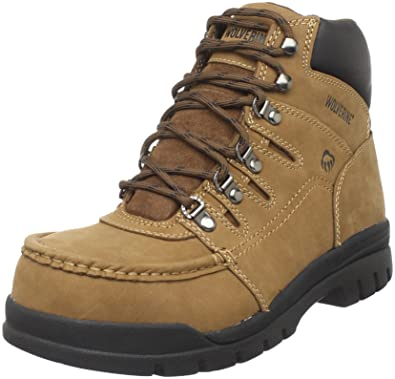 a0a2d5873d4 Wolverine Men's Potomac W04349 Work Boot