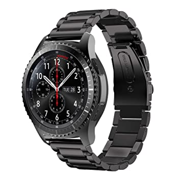 Yayuu Samsung Galaxy Watch 46mm/Gear S3 Frontier/Classic Banda ...