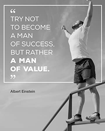 Amazon De Albert Einstein Zitat Versuchen Nicht Zu Ein