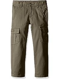964606770 Wrangler Authentics Boys' Classic Cargo Pant