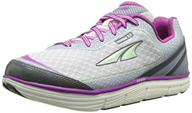 Altra Women's Intuition 3.5 Running Shoe, Orchid/Silver, ...