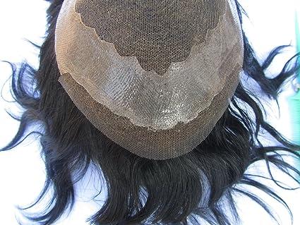Amazon.com : Custom Toupee Hair System French