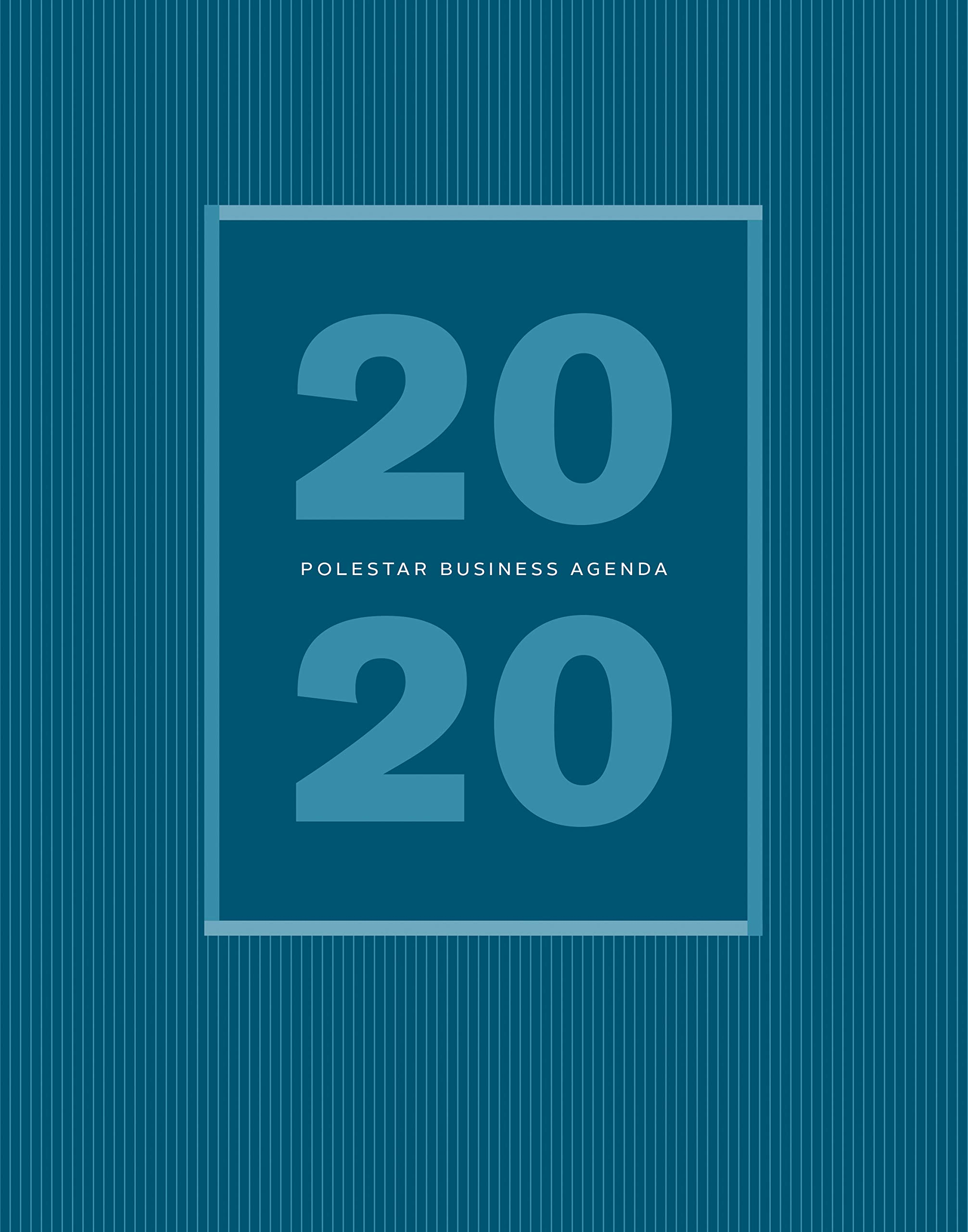 Amazon.com: Polestar Business Agenda 2020: Creative Time ...