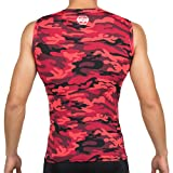 DRSKIN Undershirts Running Shirt Tank Tops Men's