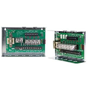 Taco TSR502-4 Two Zone Switching Relay