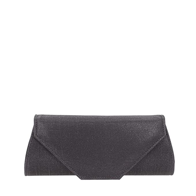 7b5a8a86d0 Melluso BJ015 Pochette Donna Nero TU: Amazon.it: Abbigliamento