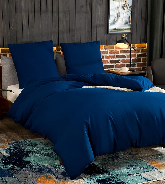 Indexbild 2 - All Season / Four Seasons Microfibre Bed Linen Set