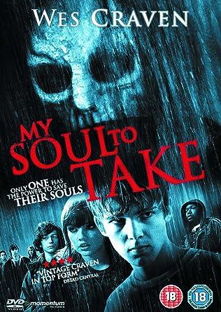 My Soul To Take Dvd