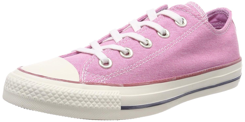 Converse Unisex-Erwachsene CTAS OX Fitnessschuhe  43 EU|Pink (Light Orchid/Light Orchid 523)