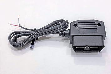 amazon com obd ll power adapter wiring harness easy 12v power tap Wiring Harness Racing image unavailable