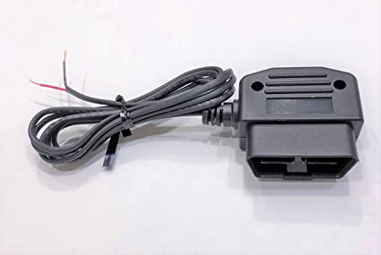 Pleasing Amazon Com Obd Ll Power Adapter Wiring Harness Easy 12V Power Tap Wiring 101 Ferenstreekradiomeanderfmnl