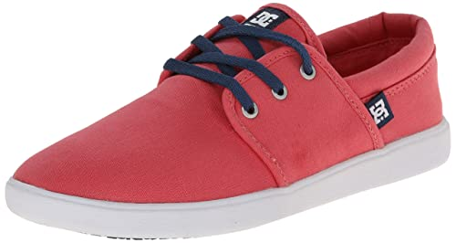 DC Haven J Shoe Crl - Zapatilla Deportiva de Lona Mujer: Amazon.es: Zapatos y complementos