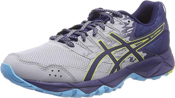 Asics Gel-Sonoma 3, Zapatillas de Entrenamiento para Mujer, Gris (Mid Grey/Aquarium 021), 37.5 EU: Amazon.es: Zapatos y complementos