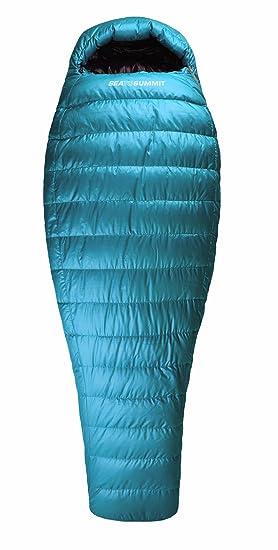 Sea to Summit Talus TS III - Saco de dormir con cremallera izquierda, color azul, tamaño Tamaño estándar, 2.3: Amazon.es: Deportes y aire libre