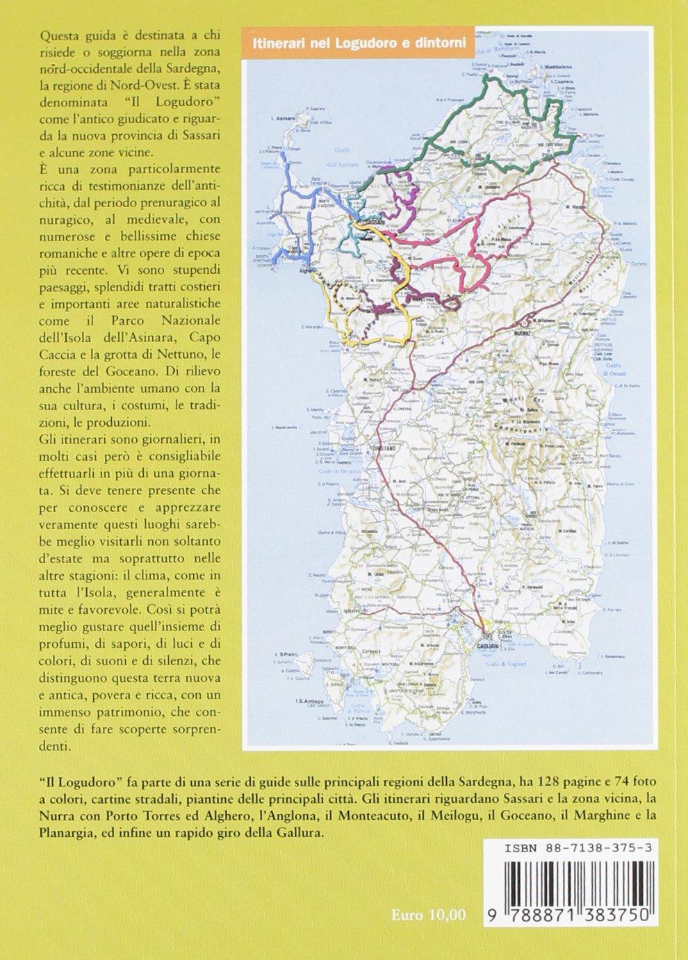 Cartina Sardegna Arbatax