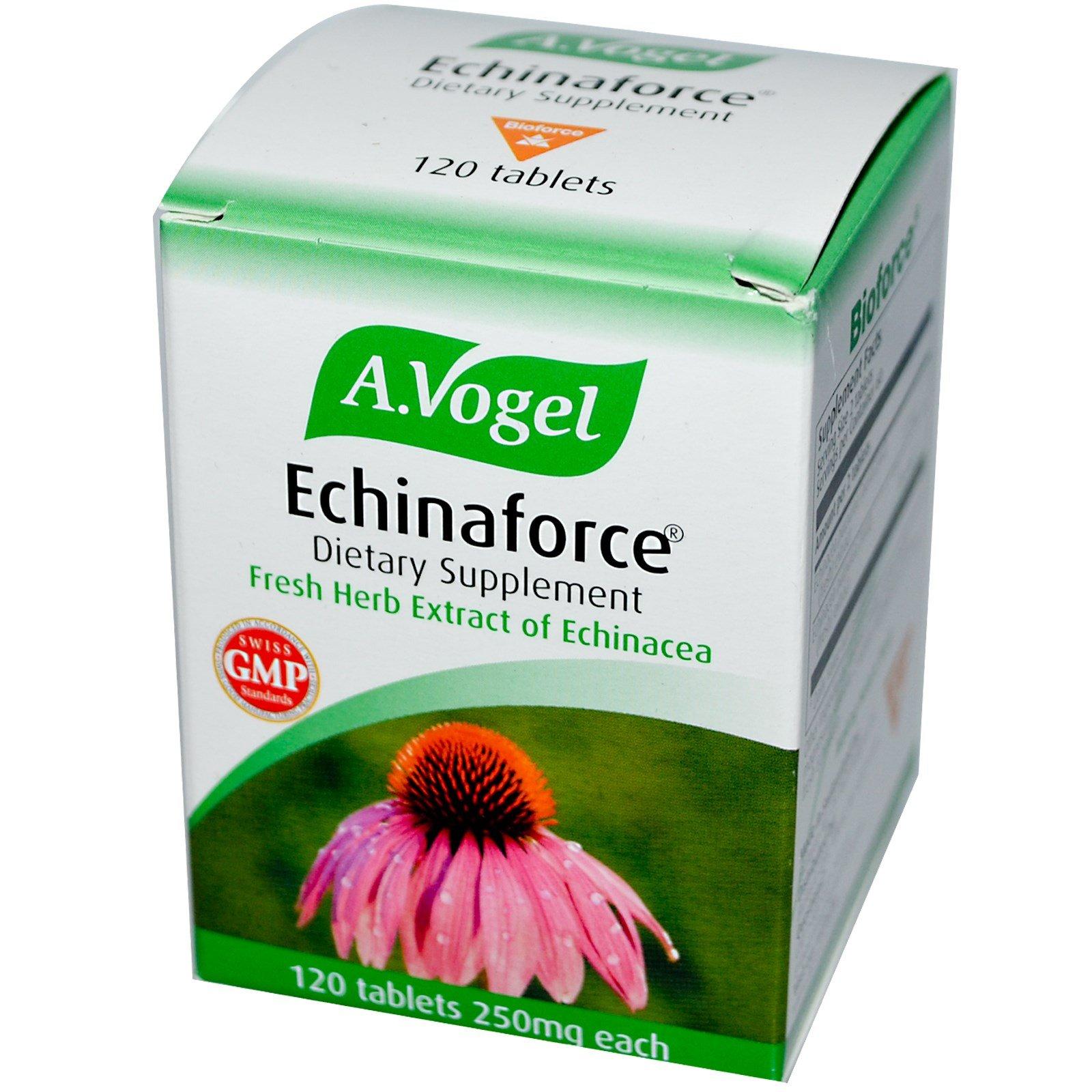 A Vogel - Echinaforce 120Vtabs