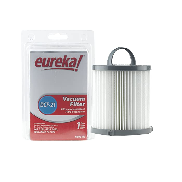 Genuine Eureka DCF-21 Filter 68931 - 1 filter