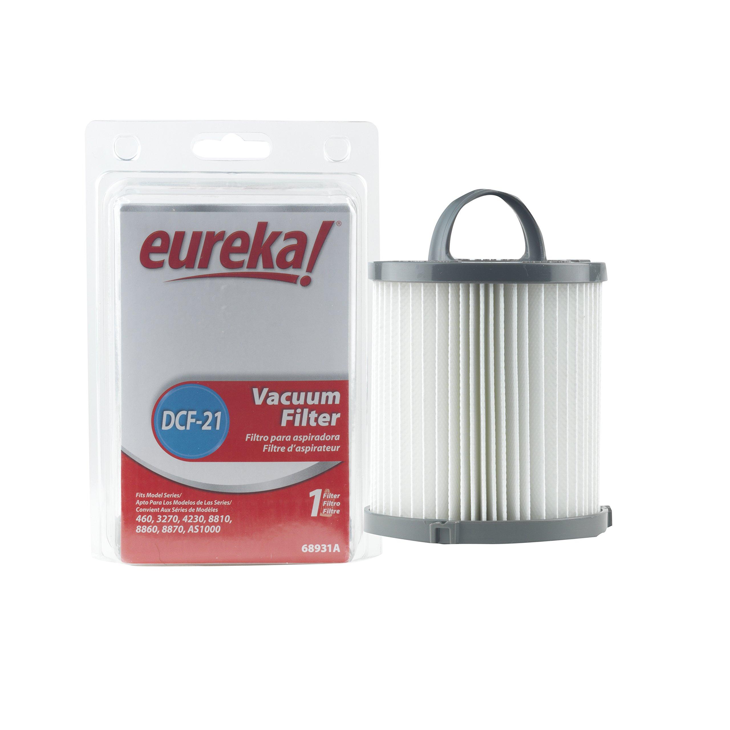 Genuine Eureka DCF-21 Filter 68931 - 1 filter