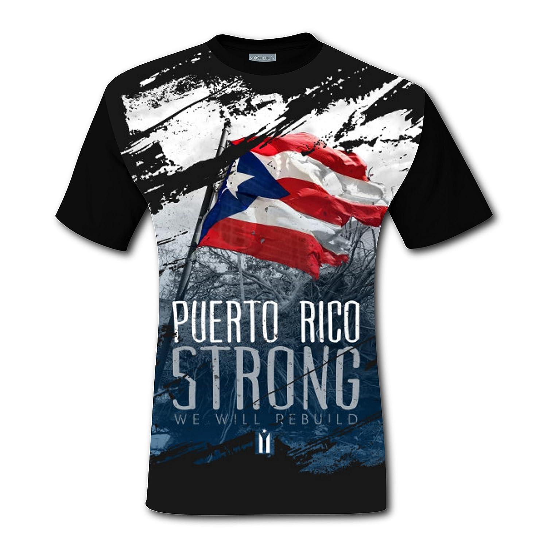 Amazon Idjc Dse Puerto Rico Strong Torn T Shirt Fashion Trend