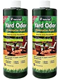 NaturVet - Yard Odor Killer Stool & Urine Deodorizer Refill - 16 oz.