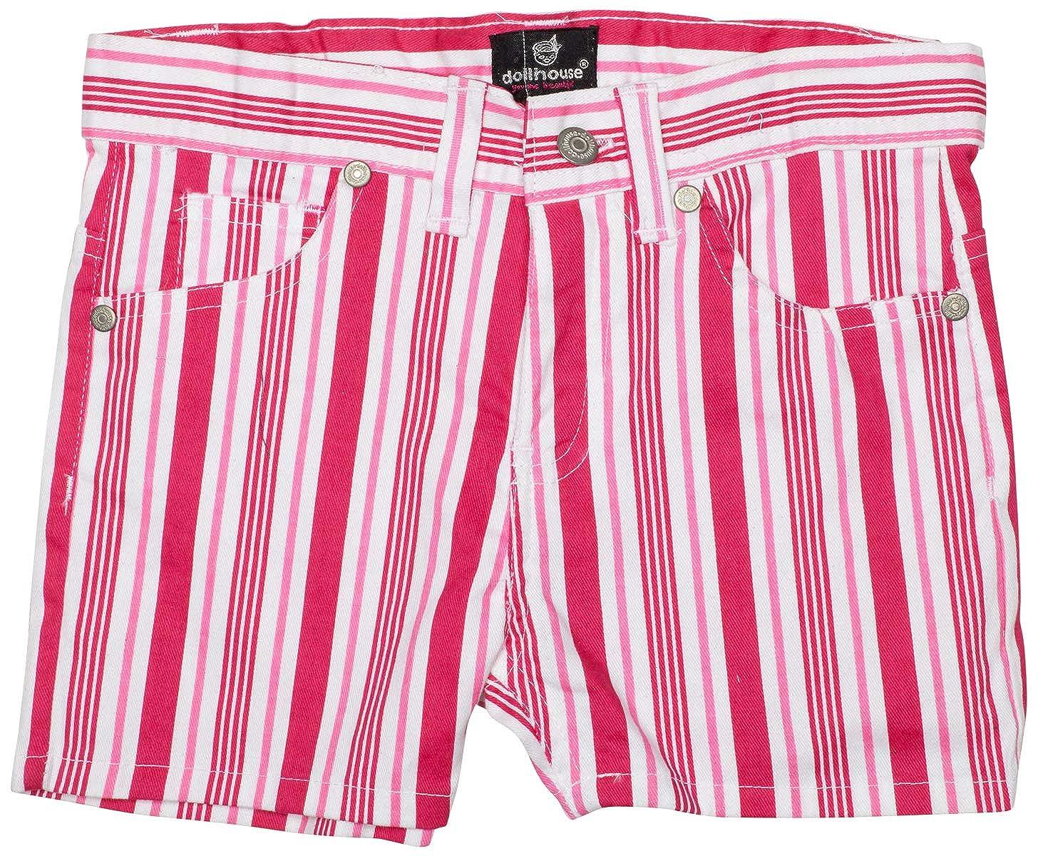 dollhouse Girls/' 2-Piece Denim Shorts Set
