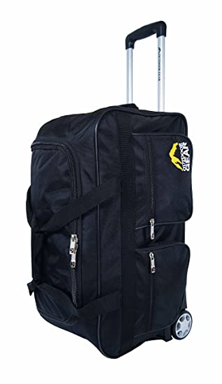 Outdoor Gear Ballistic Nylon Lightweight Luggage Wheeled Holdall ...