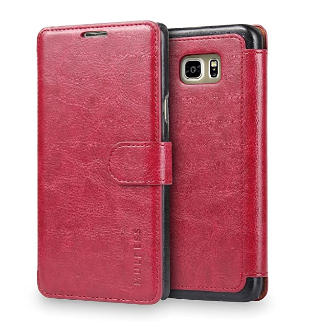 samsung note 4 custodia in pelle