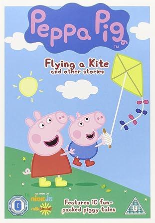 Richard Ridings Peppa Pig DVD Peppa Pig - Flying...
