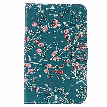 Funluna Samsung Galaxy Tab 3 Lite 7,0 Funda, Cuero Cubierta ...