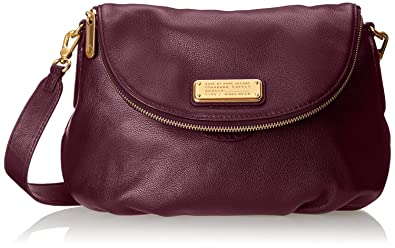 c531c920972 Buy Marc by Marc Jacobs New Q Natasha Cross-Body Bag (Dark Wine ...