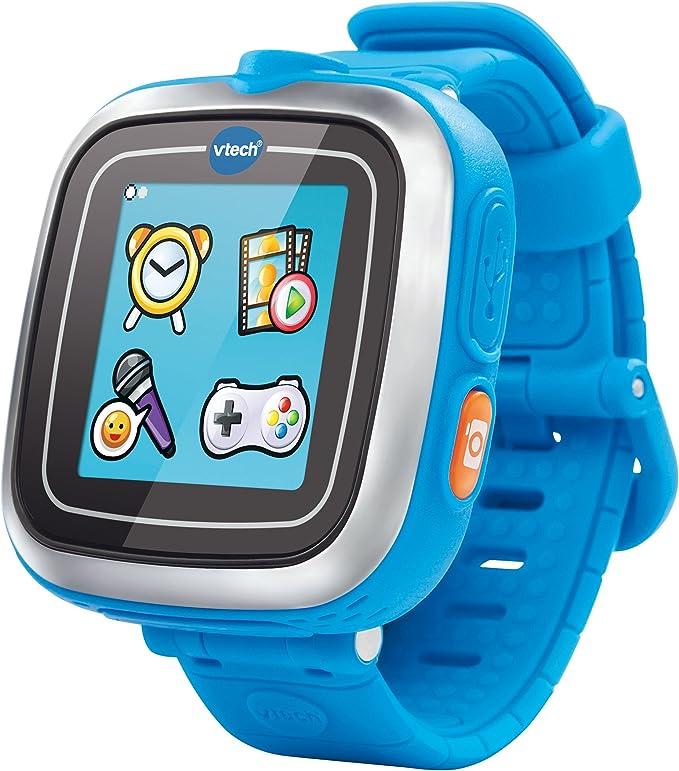VTech Kidizoom Inteligente Reloj Plus Juguetes electrónicos - Azul ...