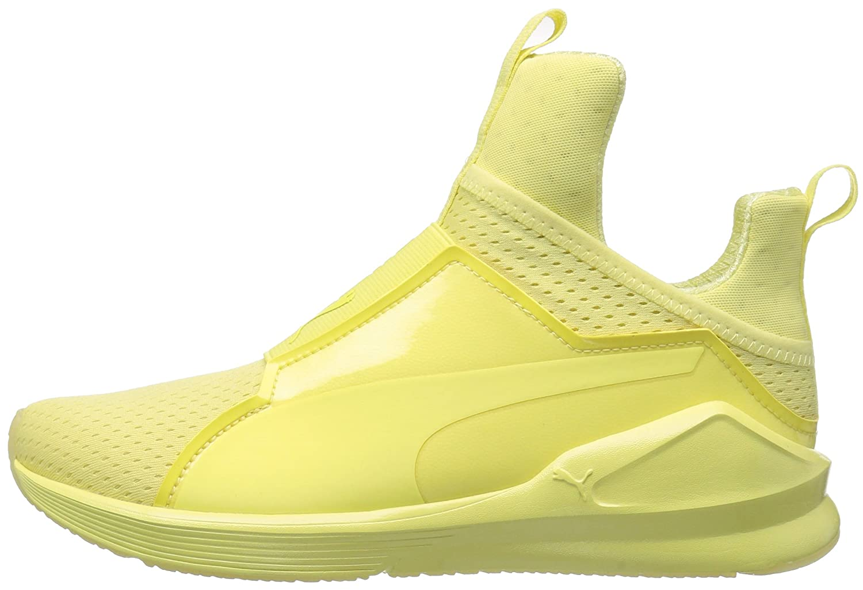 PUMA Women's Fierce Bright Mesh Cross-Trainer Shoe B01J5RVHF0 7 M US|Elfin Yellow