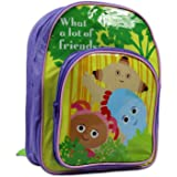 In The Night Garden Backpack With Igglepiggle, Upsy Daisy & Macca Pacca