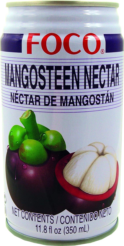 Foco, Zumo de fruta (de mangostán) - 24 de 350 ml. (Total 8400 ml.)
