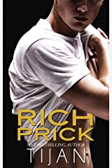 Rich Prick: A Shy Girl Bad Boy Sports Romance Kindle Edition