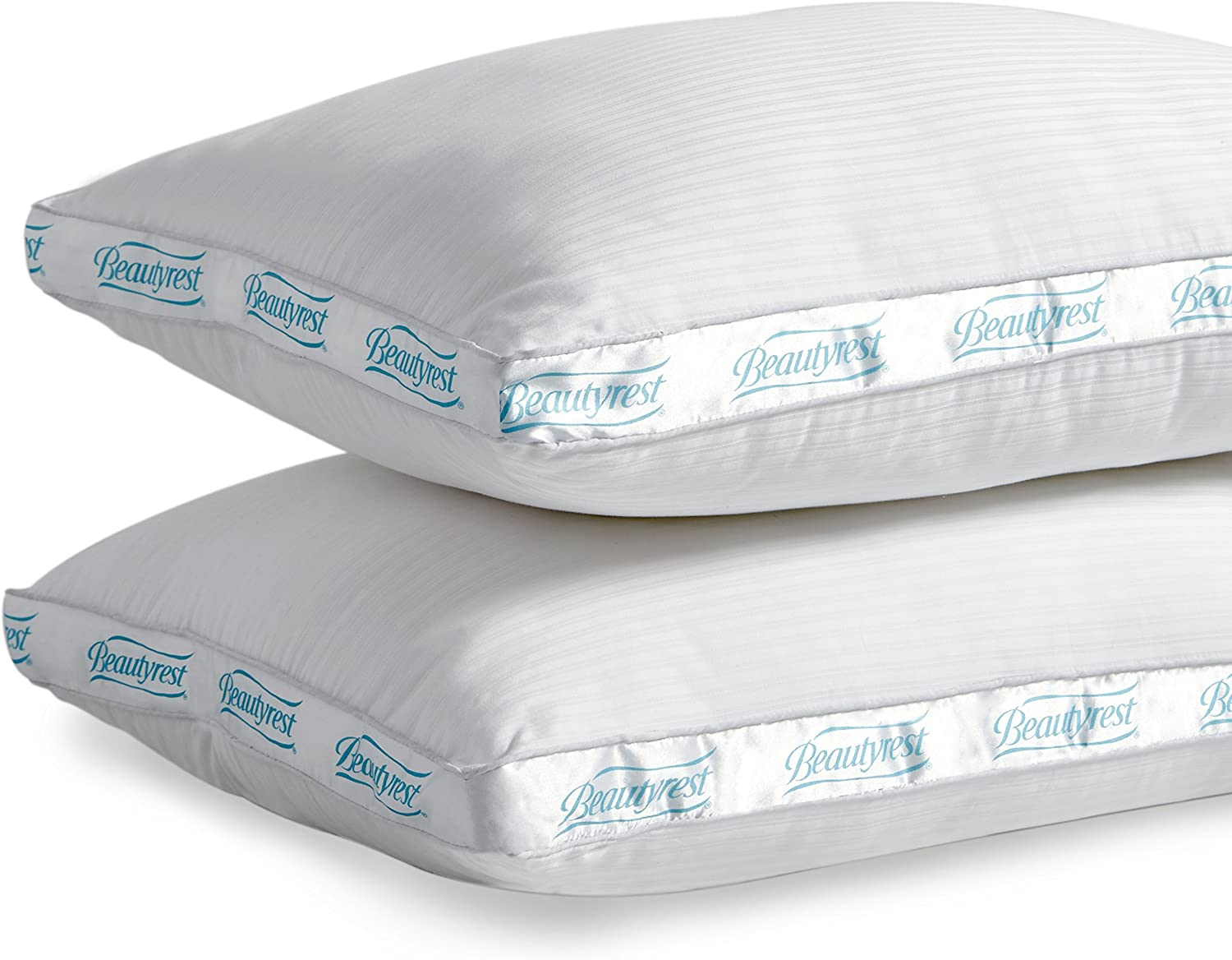 Beautyrest Extra Firm Pillow for Back & Side Sleeper