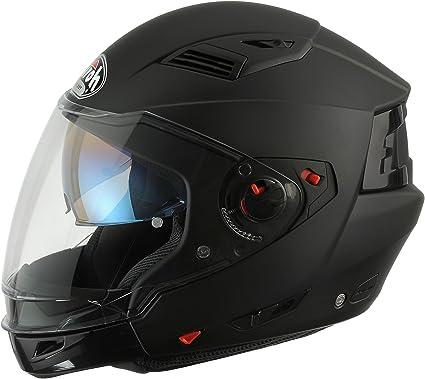 AGV Casco Moto integral K-5/S E2205/Multi plk Negro Magnitude//Amarillo Ne/ón Talla XS