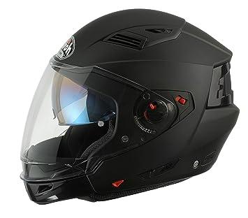 Airoh EX11L Casco, Color Negro, Talla 59-60 cm