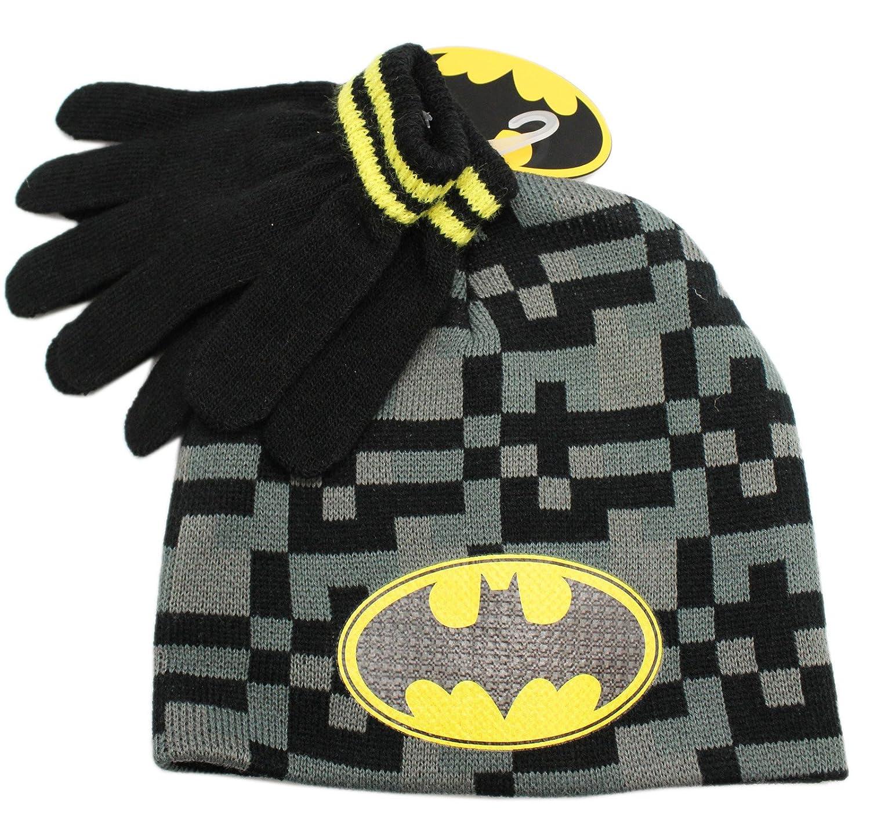 Superhero Beanie HAT ボーイズ US サイズ: Medium カラー: グレー   B07C668LJ7