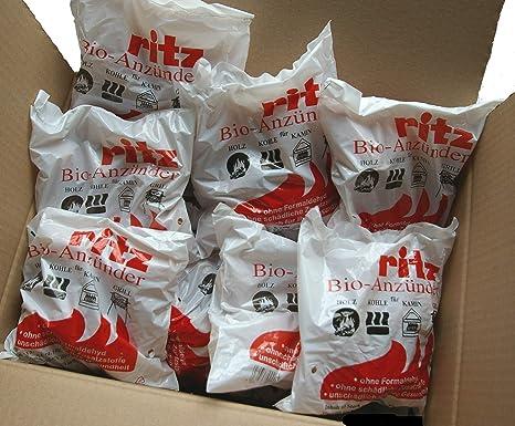 Ritz bio chimenea de y para encendedor de parrilla Madera & Carbón (1300 Cigarrillos)
