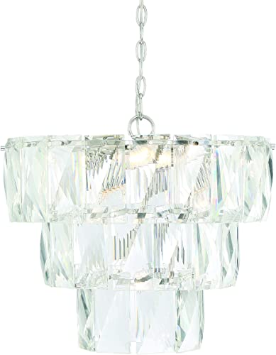 Savoy House 1-2175-7-109 Turner 7 Light Chandelier 20″ W x 17″H