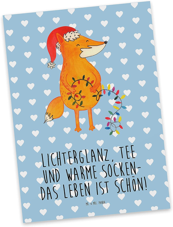 Mr Panda Einladung /& Mrs Postkarte B/är mit Schult/üte mit Spruch Geschenkkarte Farbe Grau Pastell