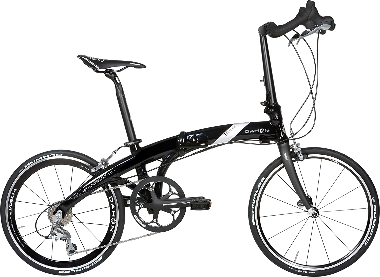 Dahon Anniversary Replica Stellar Folding Bike Bicycle Black B00EA1FYSI