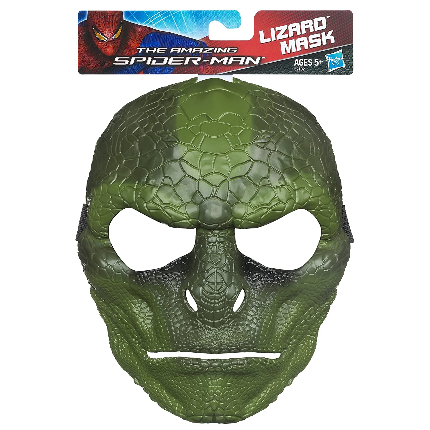 Amazon.com: The Amazing Spider-Man Lizard Mask: Toys & Games